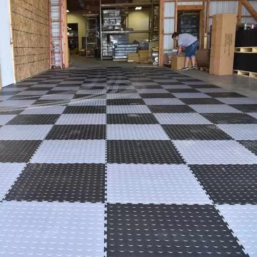 top 5 budget garage flooring ideas