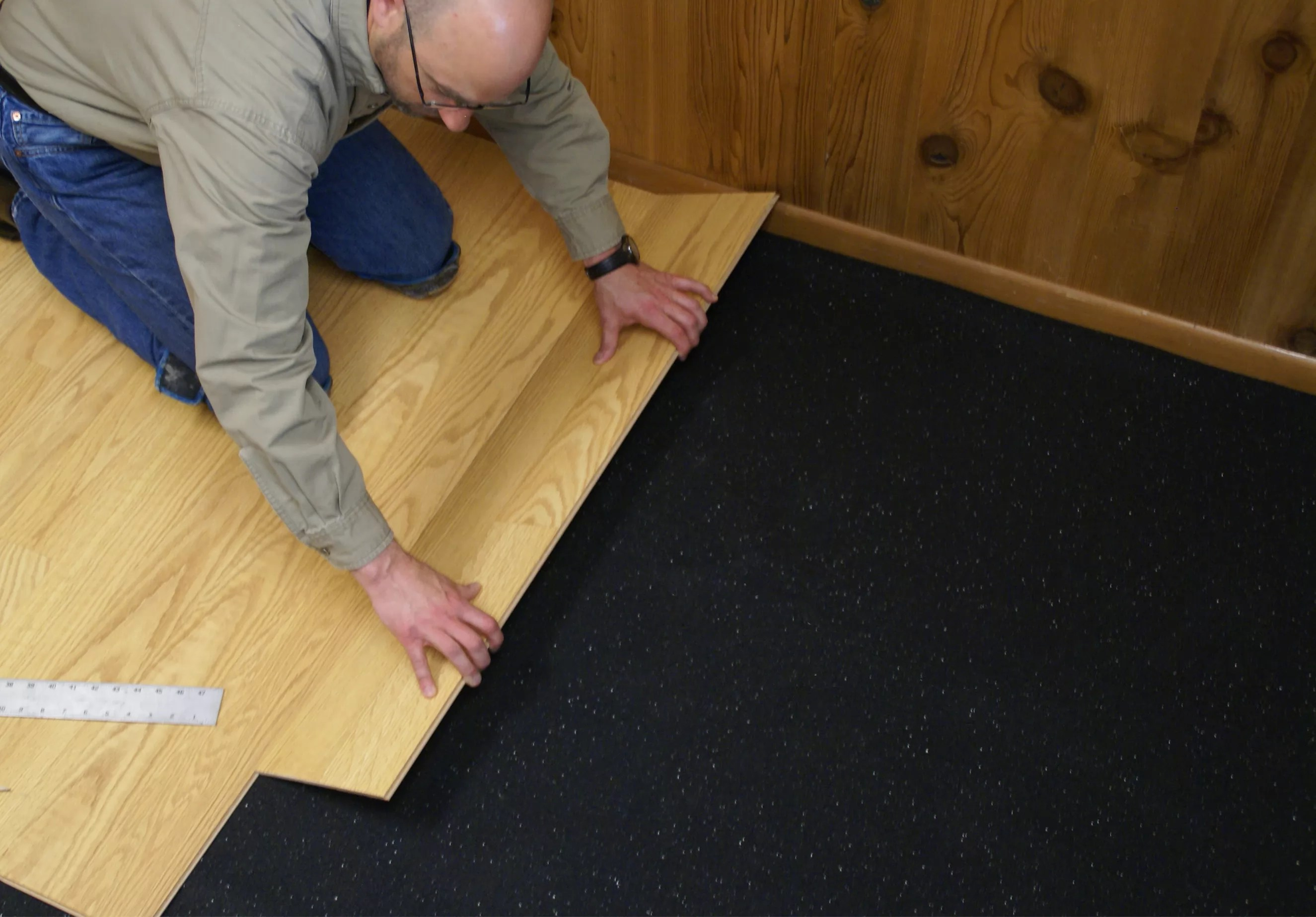 how does sound floor underlayment work