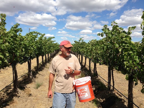 Brian Carter is owner and winemaker at Brian Carter Cellars in Woodinville, Washington.