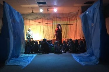 VBS: Moses Parts the Red Sea