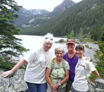 Broads at lava Lake MT-Join
