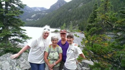 Broads at lava Lake MT