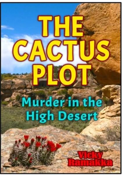 "Nov. 19 | 5:30PM – Q&A with Local Author of ""The Cactus Plot"""