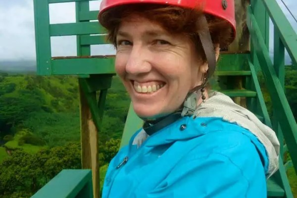 photo of Sally Sharp