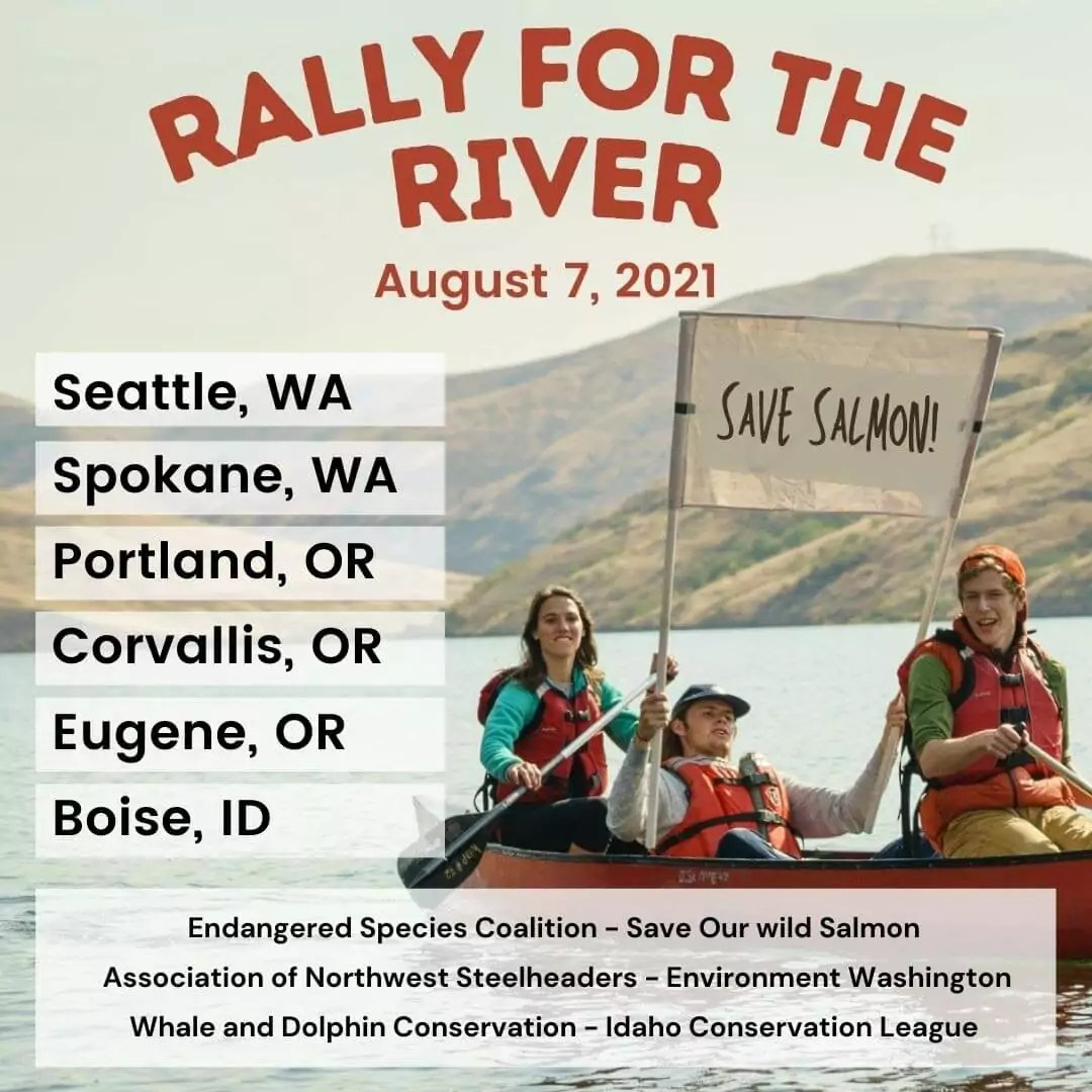 August 7 | Northwest Rally for the River