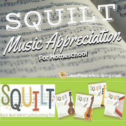 Music Appreciation in the Homeschool