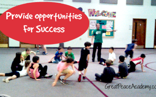 Opportunities for Keeping Active Success with Homeschool Gym