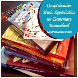 Comprehensive Music Appreciation Study from Zeezok Publishing, Review | Great Peace Academy