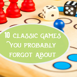 10 Classic Games for Family Night You Probably Forgot About