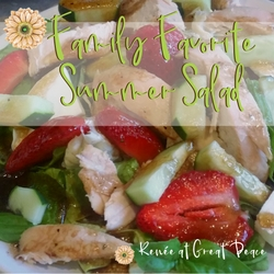 Family Favorite Summer Salad