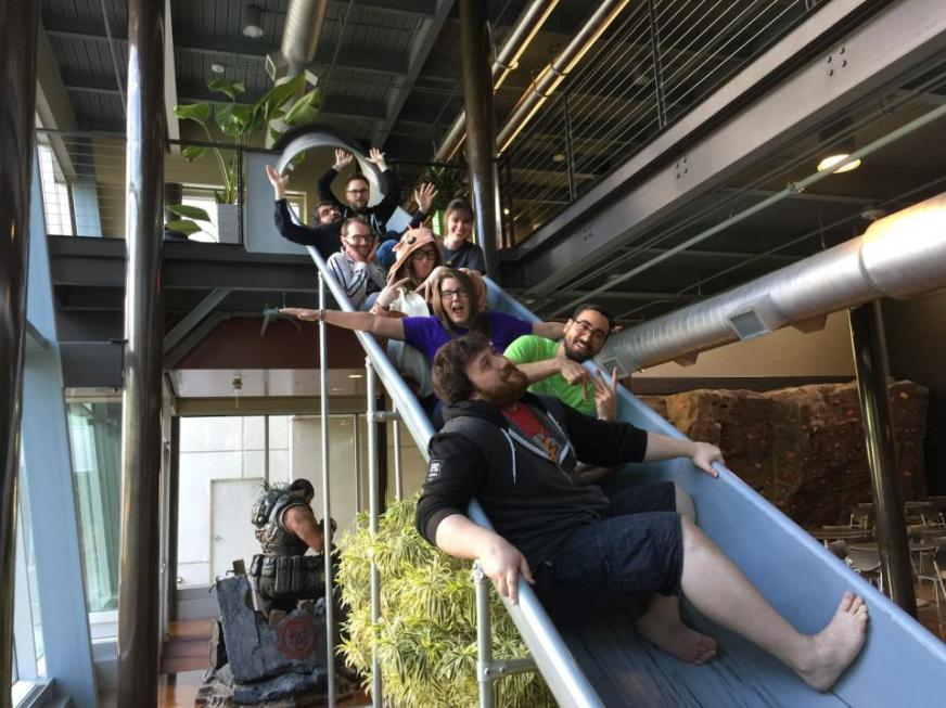 Epic Games, Inc. | Great Place to Work®