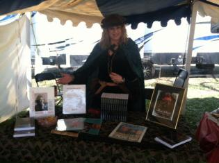 Kansas Authors' Pavilion: Susanne Lambind