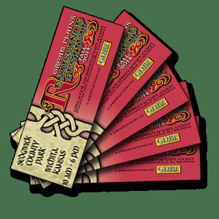 Great Plains Renaissance Festival Tickets