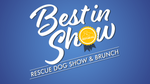 Second Annual Best In Show Rescue Dog Show and Brunch