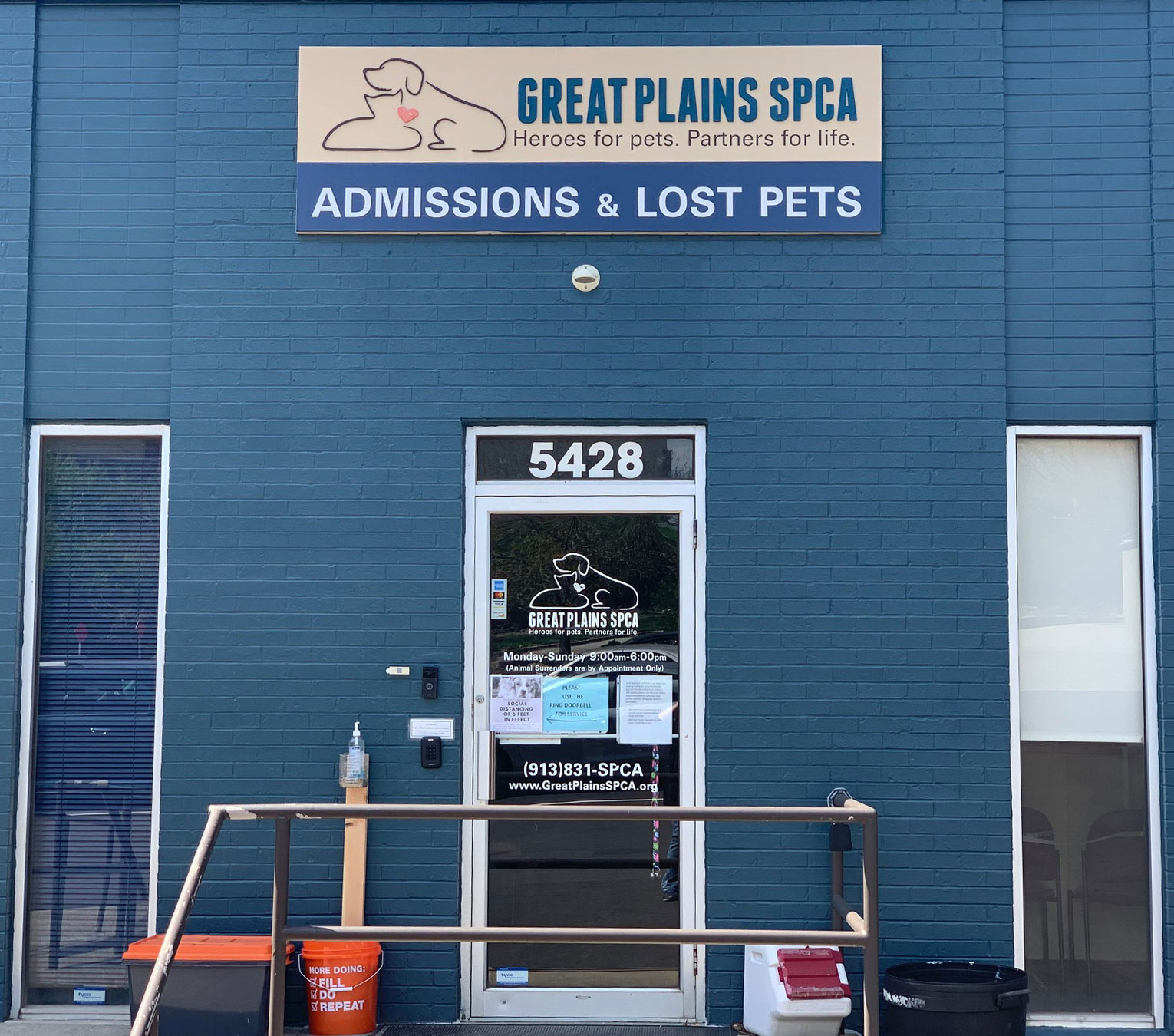 Great Plains SPCA Admissions Lost Pets