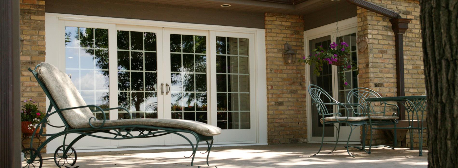 lite gliding patio door header