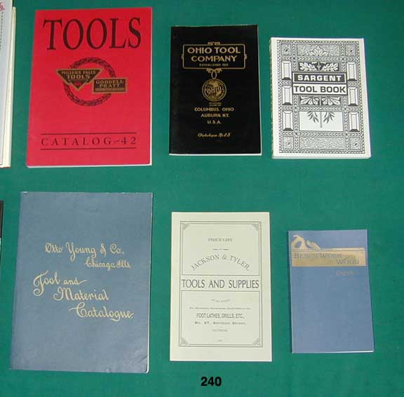 241. Eric Sloane's A Museum of Early American Tools paperback edition