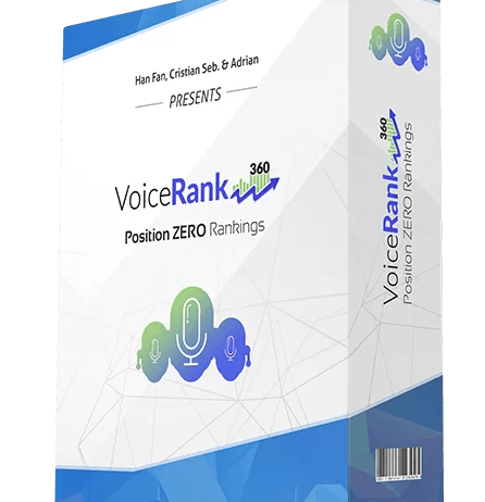 Voice Rank 360 Software