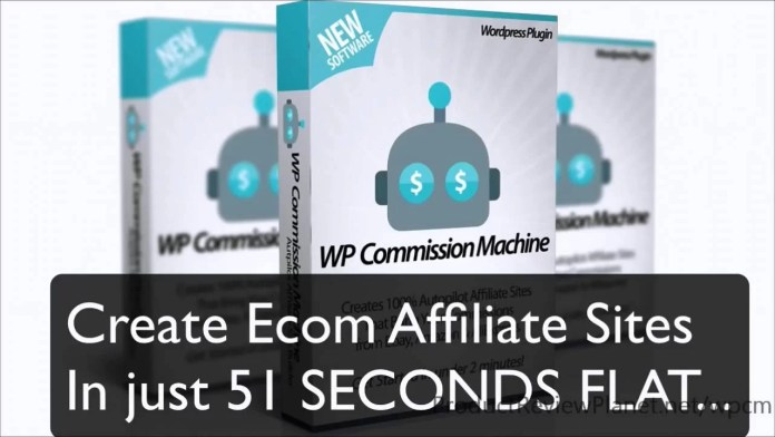 WP Max Commission Machine Software