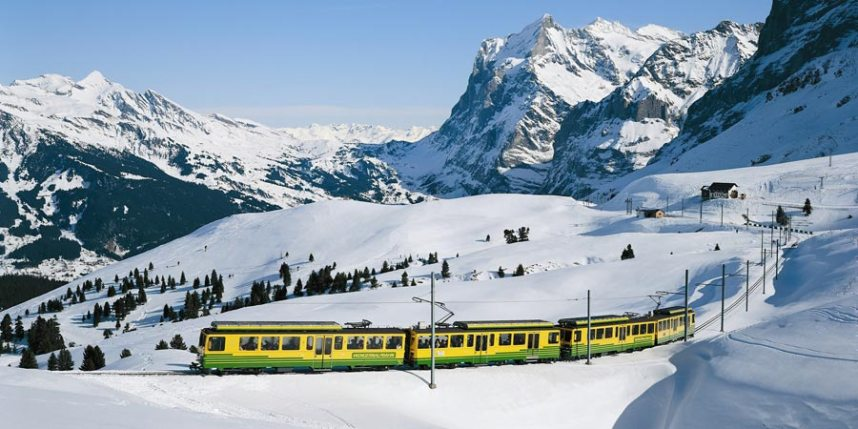 Wengernalpbahn in Winter - Rail Tours | Great Rail Journeys