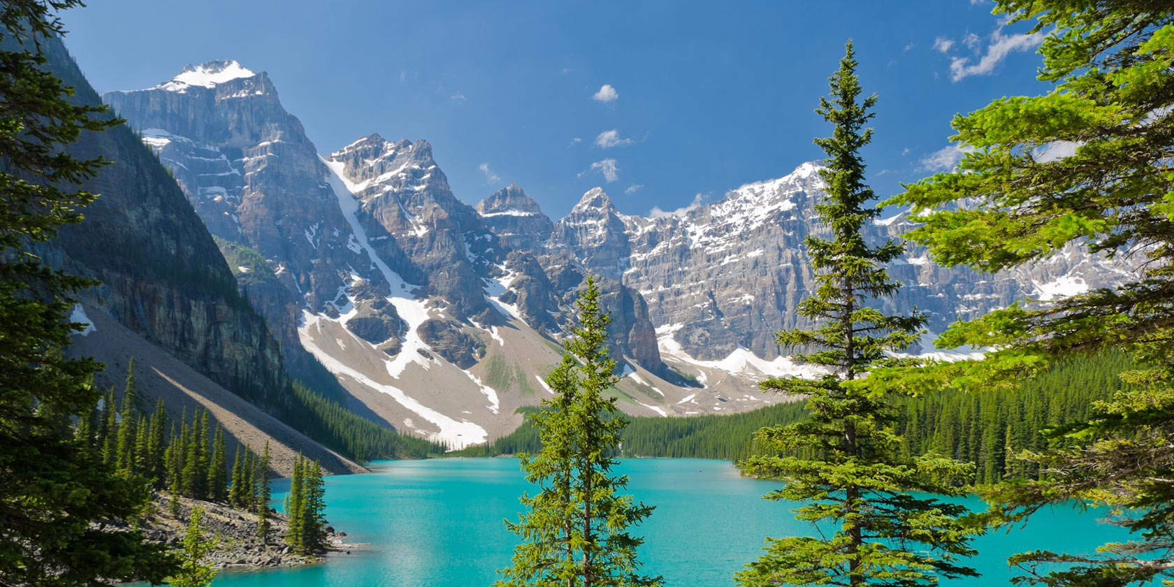 Banff National Park Train Holidays Great Rail Journeys