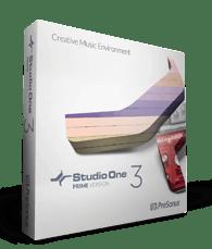 Free Audio Recording Software for Mac - Studio One Prime