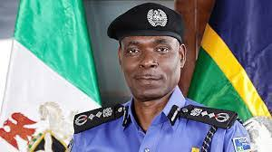 IMAGE OF IGP ADAMU,IGP BANS FSARS, OTHER POLICE TACTICAL SQUADS FROM ROUTINE PATROLS