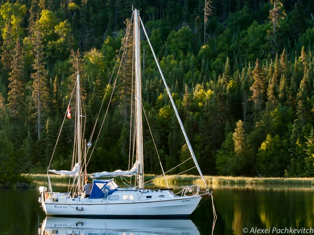 Westerly 33 Sailing Vessel