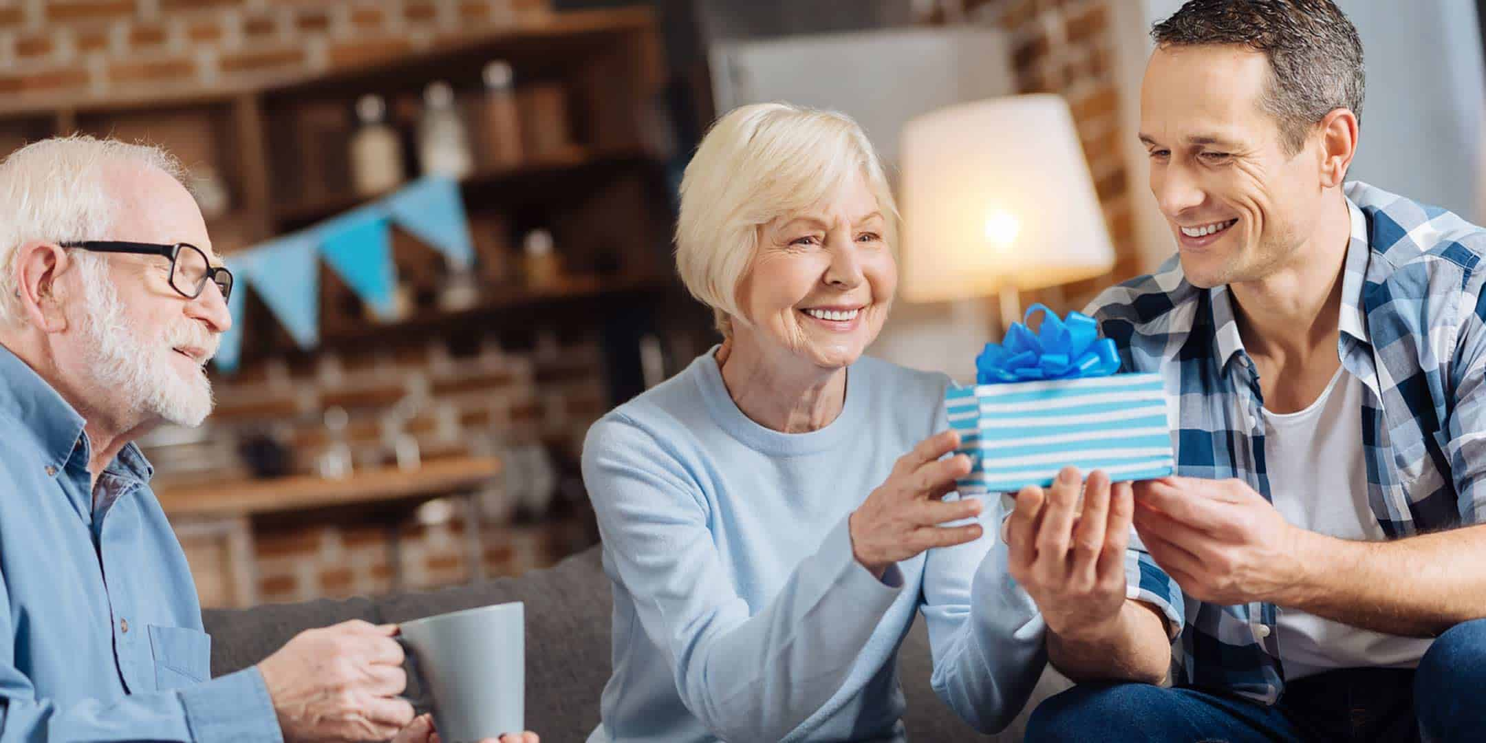 great gifts for elderly parents