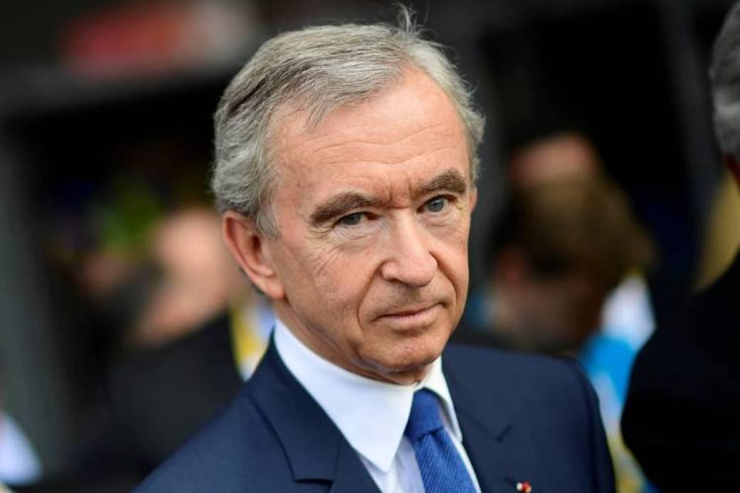 Bernard Arnault top 10 richest men in the world