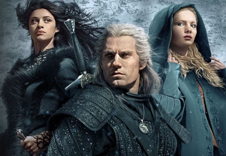 The Witcher: Top 10 Netflix Series Hindi 2020
