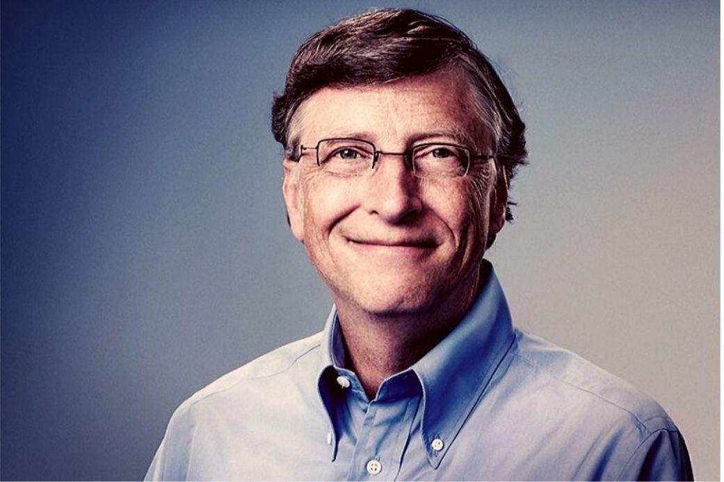 Bill Gates top 10 richest men in the world