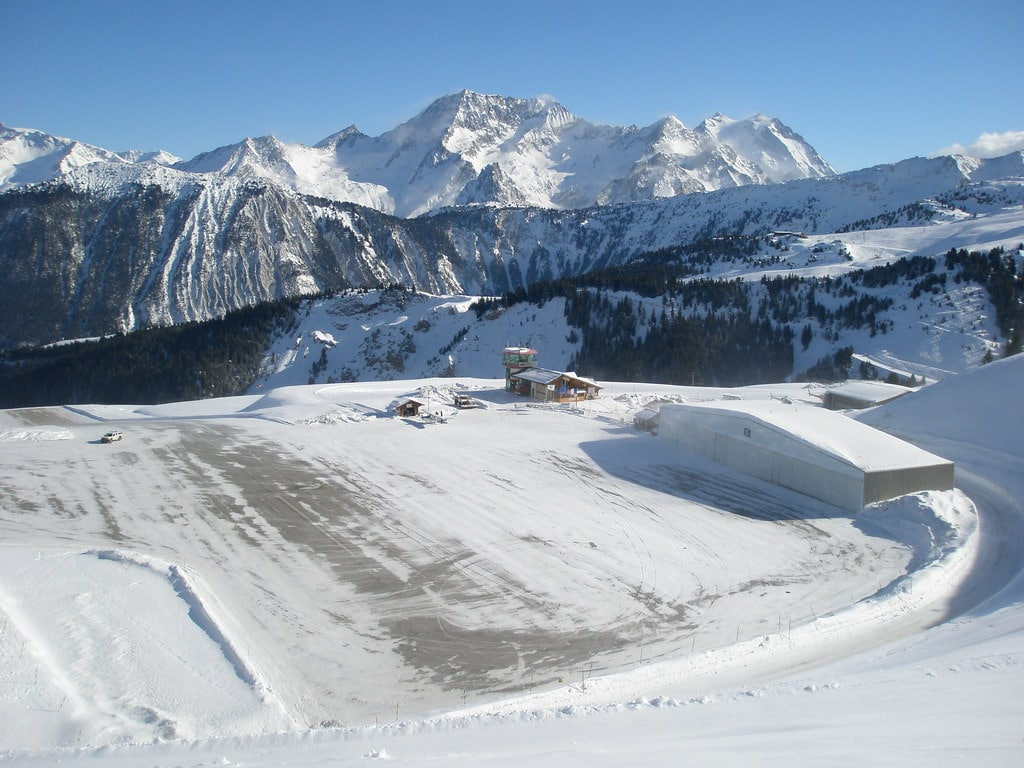 Courchevel Airport Top 10 Most Dangerous Airport In The World