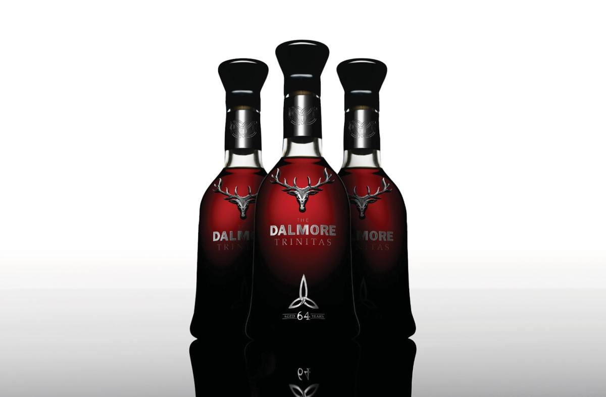 Dalmore 64 trinitas Top 10 Most Expensive Whiskeys in the World