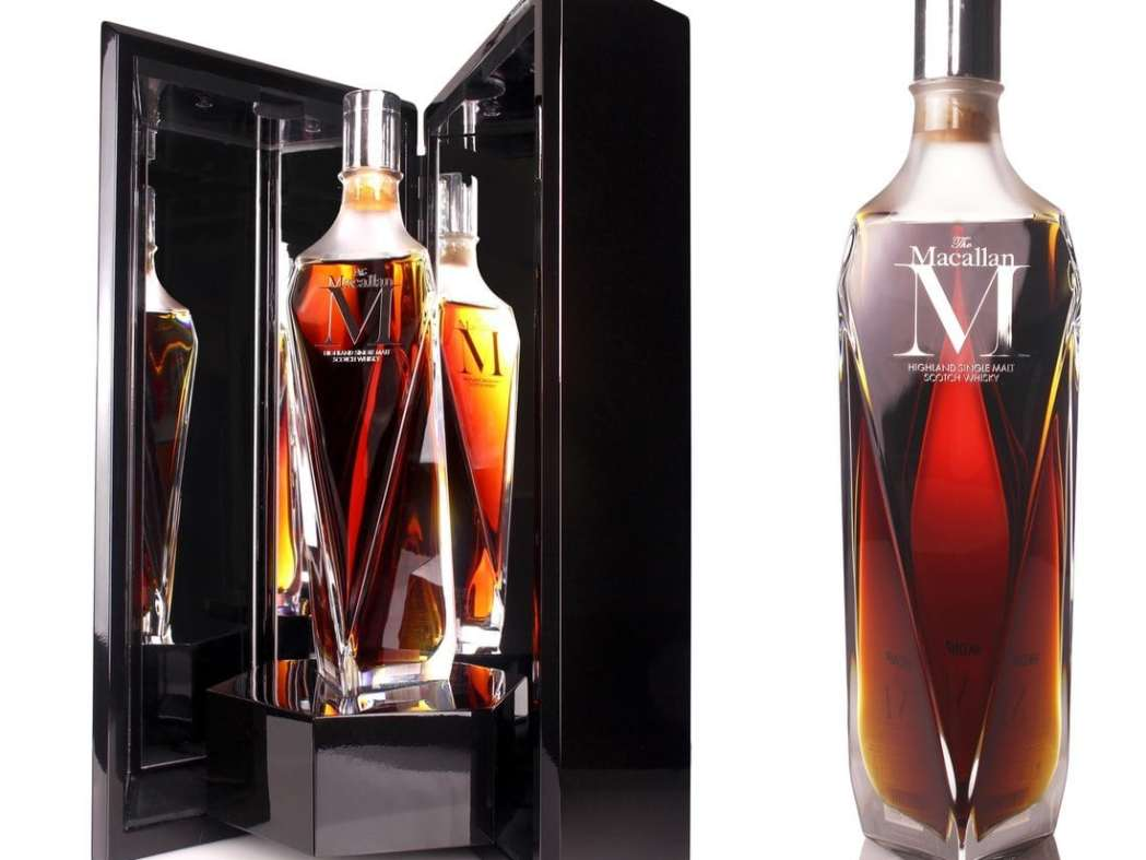 Macallan M Top 10 Most Expensive Whiskeys in the World