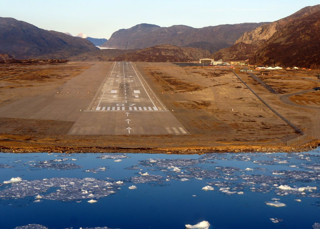 Nasarsuaq Airport Top 10 Most Dangerous Airport In The World