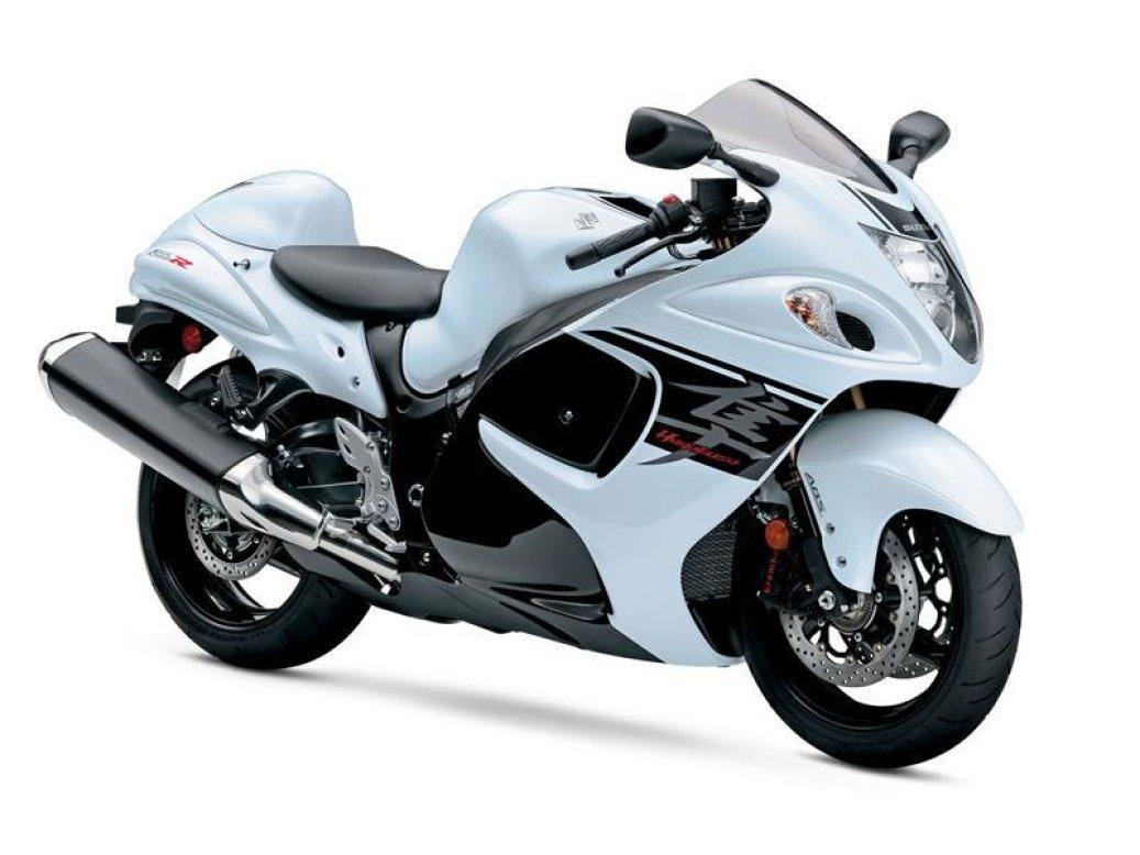Suzuki Hayabusa Top 10 Fastest Bikes In The World