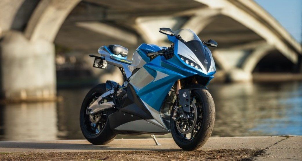 Lightning LS 218 Top 10 Fastest Bikes In The World