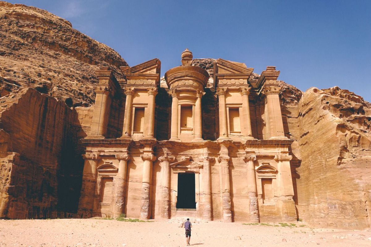 Petra Top 10 Most Popular Historical Places In The World by greattopten