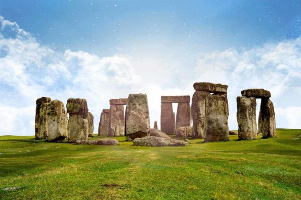 Stonehenge Top 10 Most Popular Historical Places In The World by greattopten