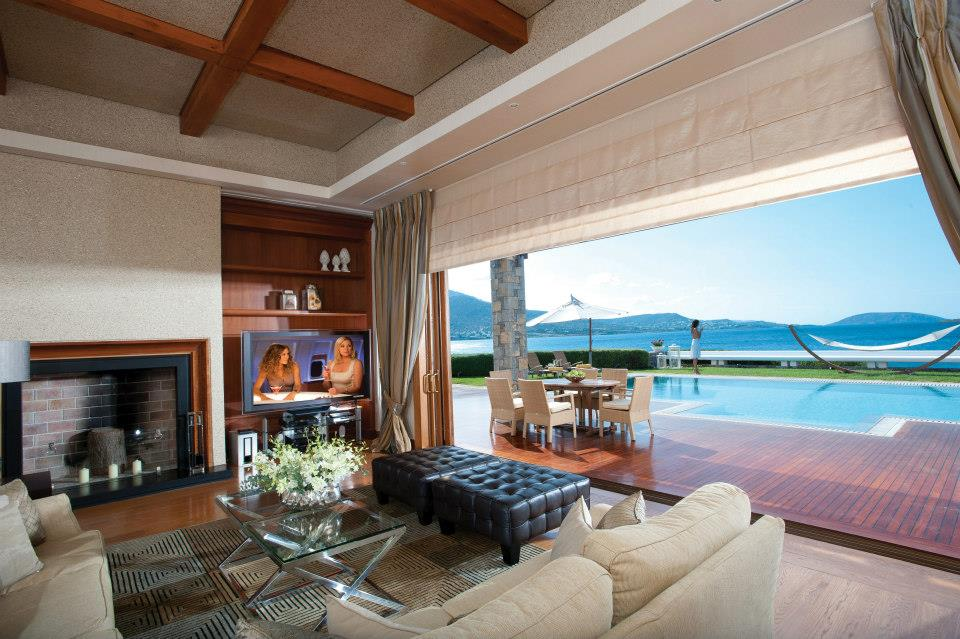 THE ROYAL VILLA, GRAND RESORT LAGONISSI Top 10 Most Expensive Hotel Rooms in the World 2020