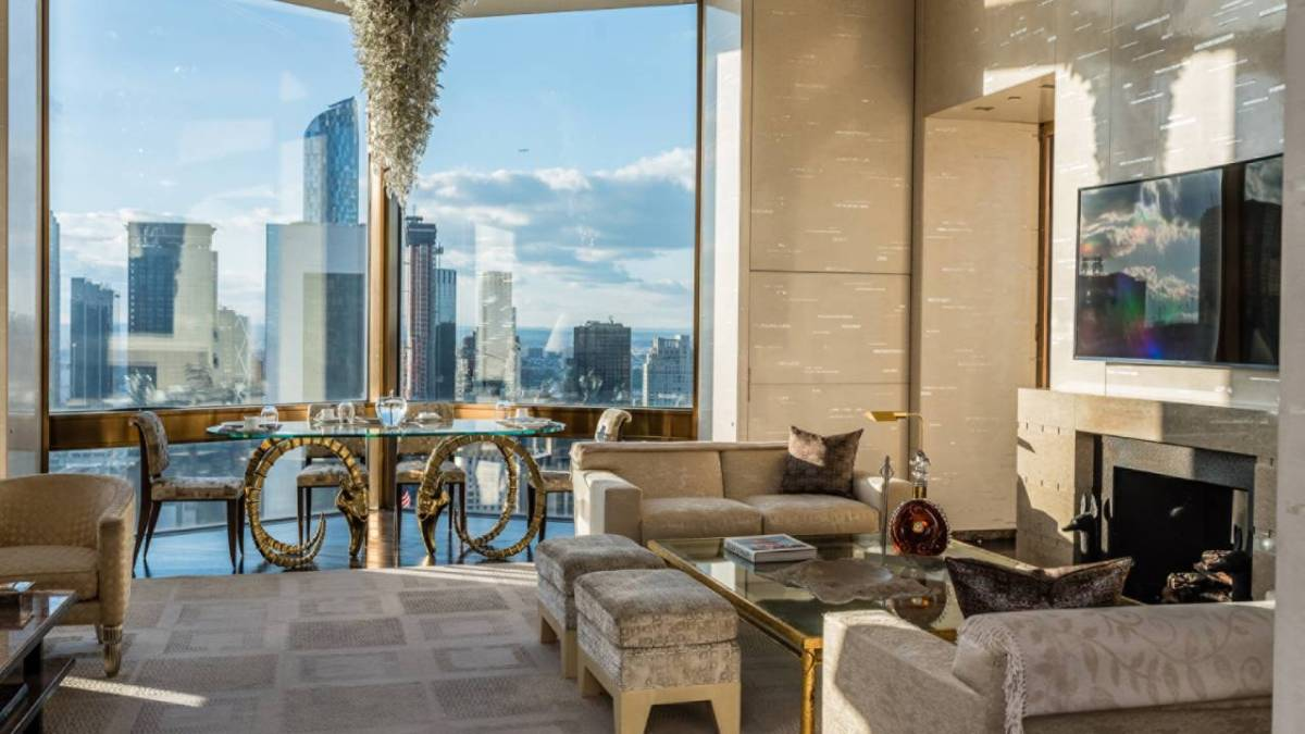 TY WARNER PENTHOUSE, FOUR SEASONS HOTEL Top 10 Most Expensive Hotel Rooms in the World 2020