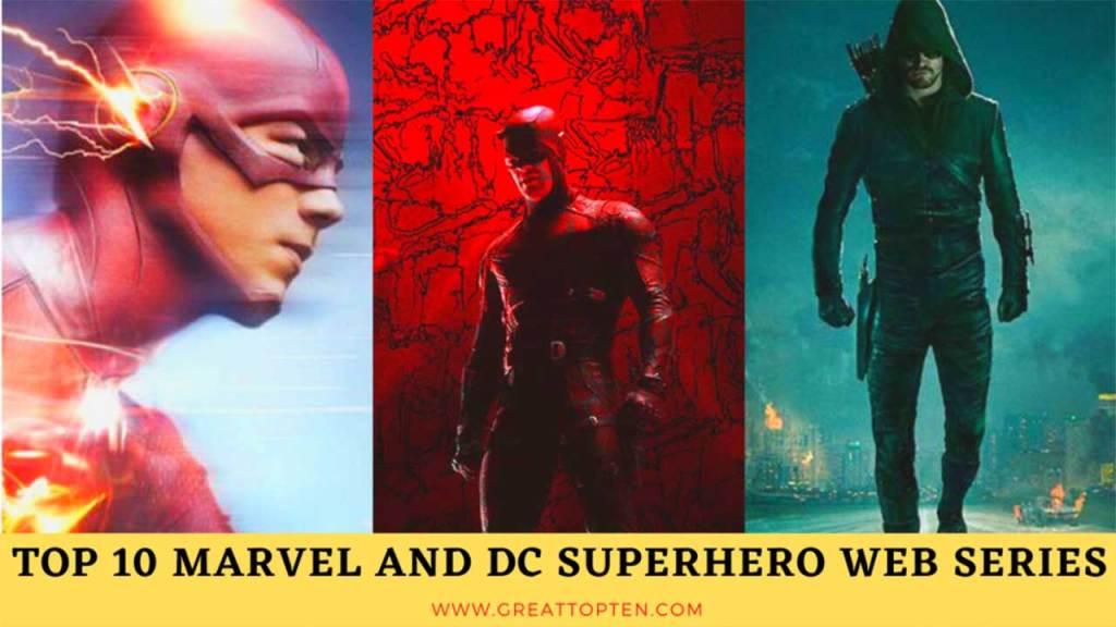 Top-10-Marvel-and-DC-Superhero-Web-Series