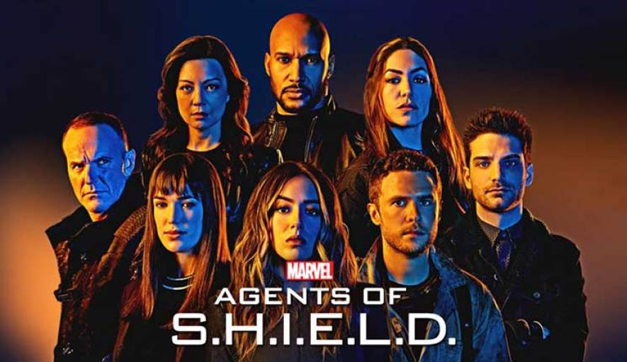 agents of shield Top 10 Marvel and DC Superhero Web Series