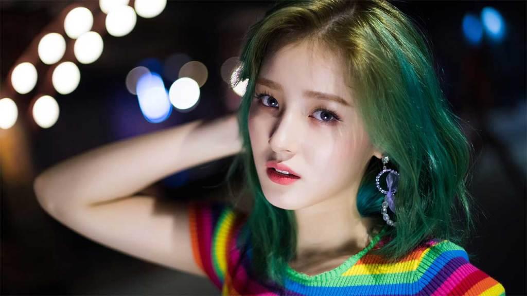 Nancy (MOMOLAND) Top 10 kpop idols 2021
