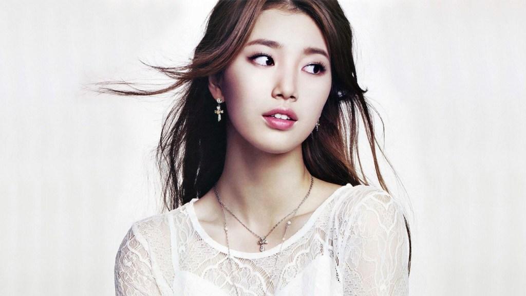 Bae Suzy Beautiful South Korean