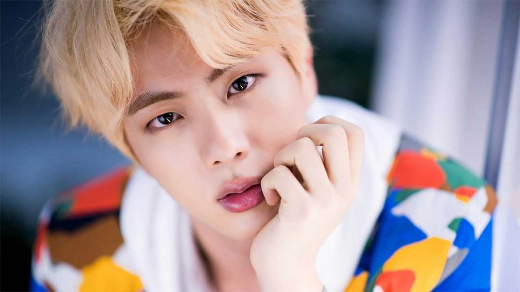 Jin (BTS) Top 10 most handsome kpop boys 2021