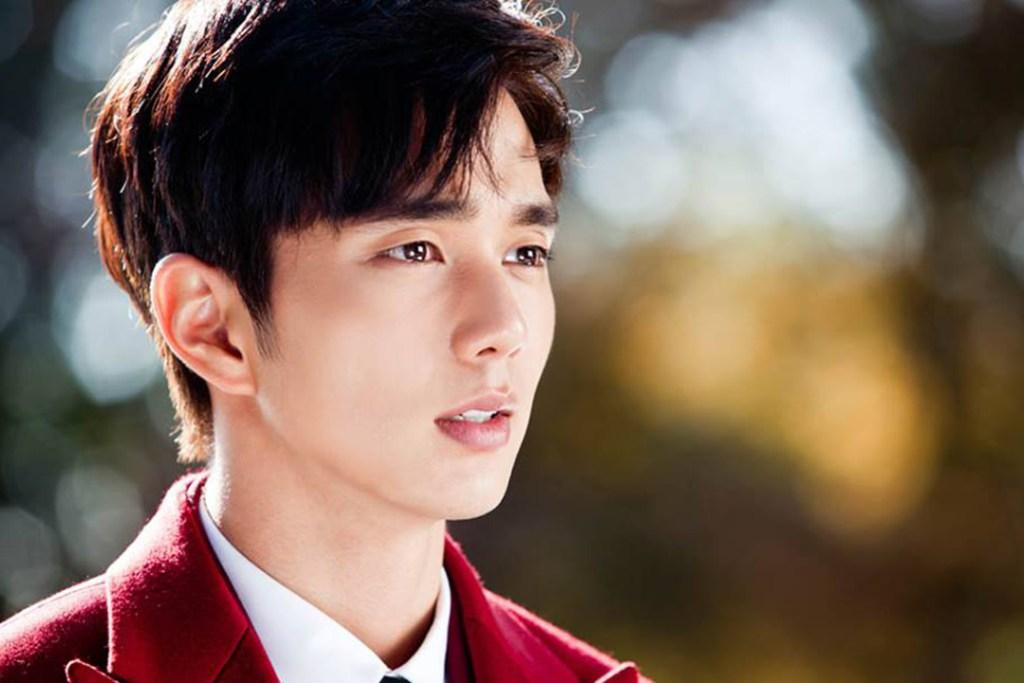 Yoo Seung-ho handsome korean actors