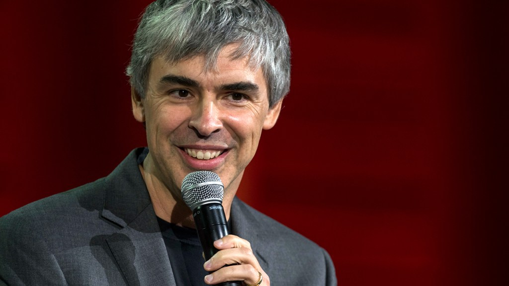 larry page Top 10 richest men in the world 2021