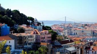 Buildings in Lisbon